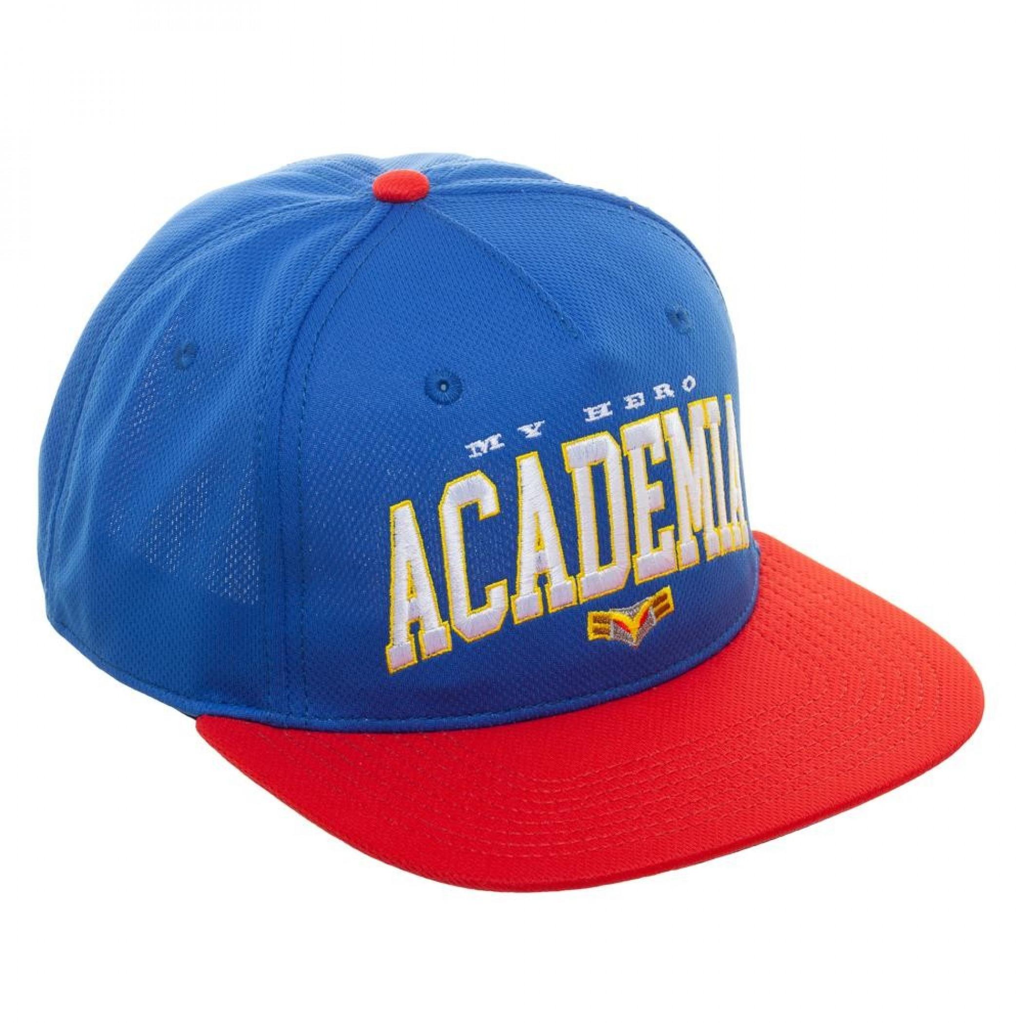 My Hero Academia Color Block Snapback Hat